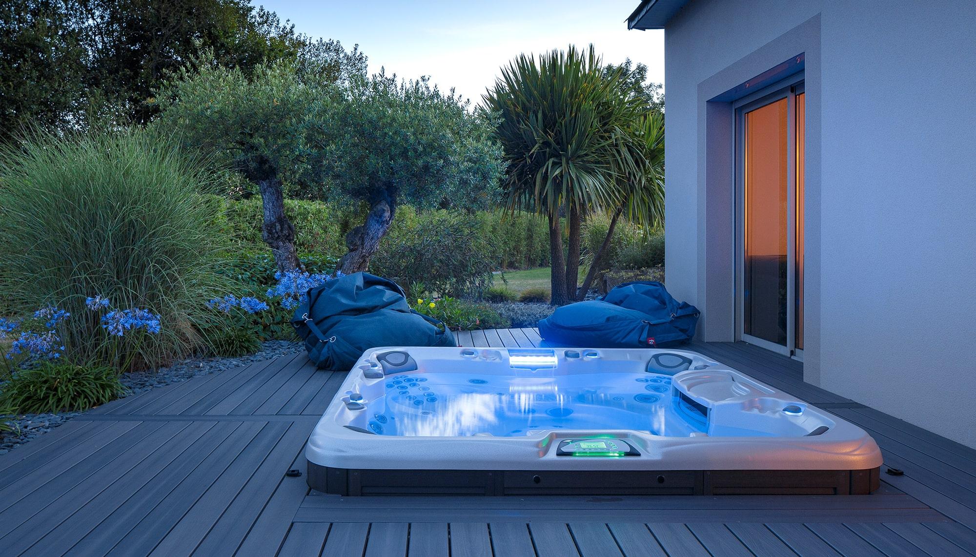 Hot Tub Installation