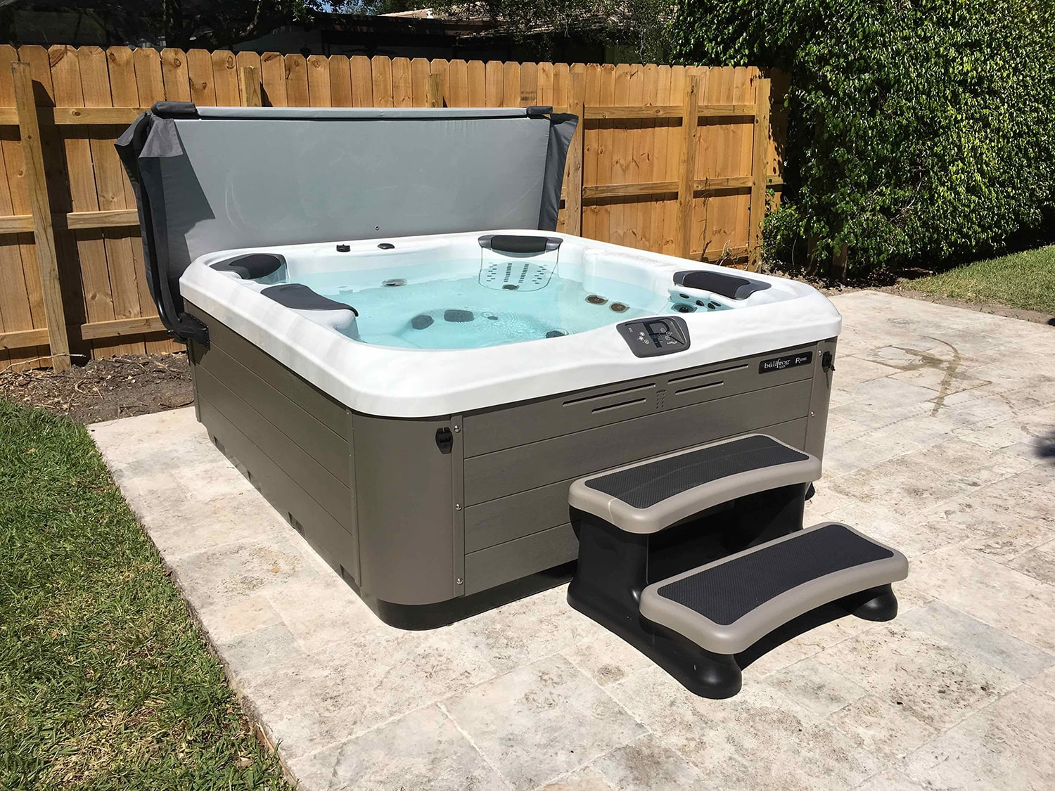 Bullfrog Spas in Fresno, California