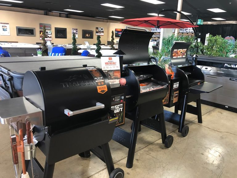 Traeger Grills in Fresno, CA